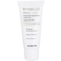 crema de regeneración intensa con retinol y vitamina C