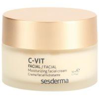 crema facial hidratante antienvejecimiento