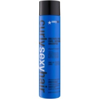 šampon za zaščito barve kodrastih las brez sulfatov in parabenov