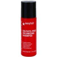 šampon za volumen brez sulfatov