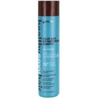 зволожуючий шампунь для захисту кольору без сульфатів та парабенів