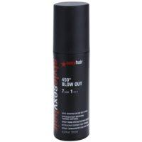 védő spray a hajformázáshoz, melyhez magas hőfokot használunk