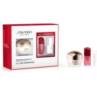 Shiseido Benefiance WrinkleResist24 Day Cream kozmetika szett XVI. (a ráncok ellen) hölgyeknek
