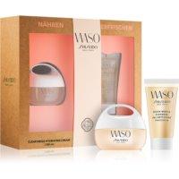 Shiseido Waso Clear Mega козметичен пакет  I.