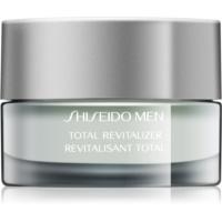 Shiseido Men Total Age-Defense crema reparadora y revitalizadora  antiarrugas