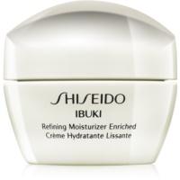 Shiseido Ibuki upokojujúci a hydratačný krém pre vyhladenie pleti a minimalizáciu pórov