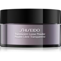 Shiseido Base Translucent transparentni puder v prahu