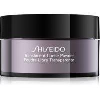 Shiseido Base Translucent прозрачна насипна пудра