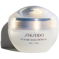 Shiseido Future Solution LX Total Protective Cream дневен предпазващ крем  SPF 20