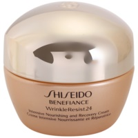 Shiseido Benefiance WrinkleResist24 crema nutritiva intensiva  antiarrugas