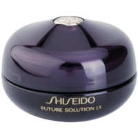 Shiseido Future Solution LX crema regeneradora con efecto alisante para contorno de ojos y labios