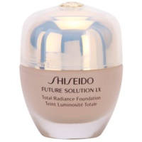Shiseido Future Solution LX rozjasňujúci make-up SPF 15
