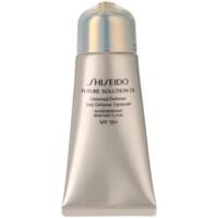 schützende Creme gegen Hautalterung SPF 50+