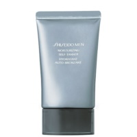 Shiseido Men Anti-Fatigue crème auto-bronzante visage effet hydratant