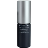 Shiseido Men Total Age-Defense Verjüngungskonzentrat strafft die Haut und verfeinert Poren