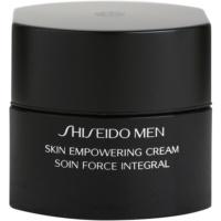 Shiseido Men Total Age-Defense зміцнюючий крем для втомленої шкіри