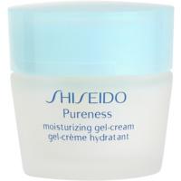 crema hidratante con textura de gel para pieles normales y mixtas