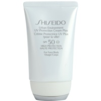 UV Protection Cream Plus for Face and Body SPF 50