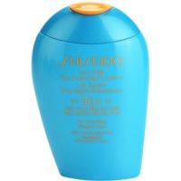 Shiseido Sun Protection loción bronceadora para rostro y cuerpo SPF 50+