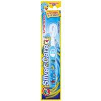 антибактеріальна зубна щітка для дітей м'яка