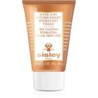 Sisley Self Tanners crema autobronceadora facial con efecto humectante