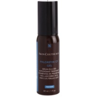 антиоксидантна сироватка-гель для сяючої шкіри