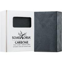 Soaphoria Carbone čistiace mydlo