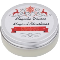 Soaphoria Magical Christmas Shea Butter Regenerative Effect