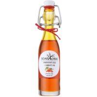 tápláló sárgarépa olaj arcra, testre és hajra