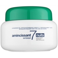 Intensive Night Cream with Rapid Slimming Effect
