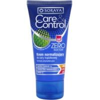 antibakterielle Creme für Haut mit kleinen Makeln