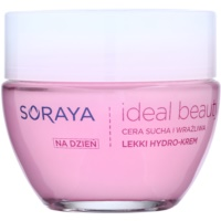 hidratante leve para pele seca a sensível