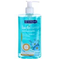 gel suave para higiene íntima
