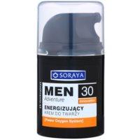 Soraya MEN Adventure 30+ crème énergisante pour homme