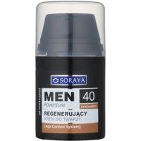 regenerujący krem do twarzy dla mężczyzn