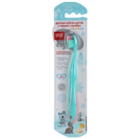 Splat Junior North Antibacterial Toothbrush with Silver Ions Soft