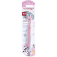 Antibacterial Toothbrush for Kids with Silver Ions Soft