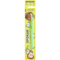 Spokar Kids дитяча зубна щітка м'яка