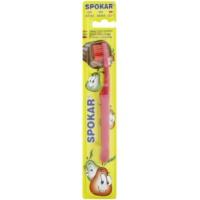 Spokar Kids zubná kefka pre deti soft