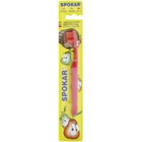 Spokar Kids periuta de dinti pentru copii fin