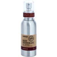 natürliches Deodorant im Spray