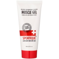 Gel For Muscles And Joints