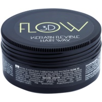 Hair Styling Wax With Keratin