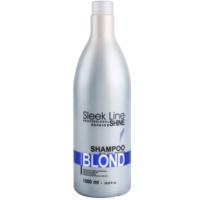 Stapiz Sleek Line Blond šampón pre blond a šedivé vlasy