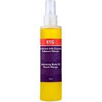 hydratačný telový olej v spreji