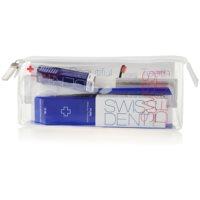 Swissdent Emergency Kit BLUE козметичен пакет  II.