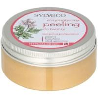 peeling enzimático para rosto