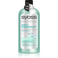 Syoss Anti-Dandruff Platin Control 100 Shampoo gegen Schuppen