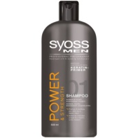 Syoss Men Power & Strength champô para cabelos fortes