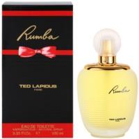 Ted Lapidus Rumba eau de toilette para mujer 100 ml